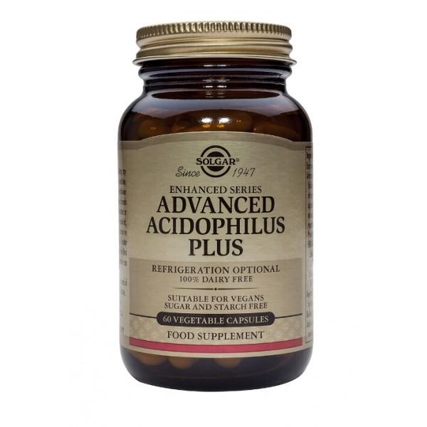 Advanced Acidophilus Plus (60 veg caps)