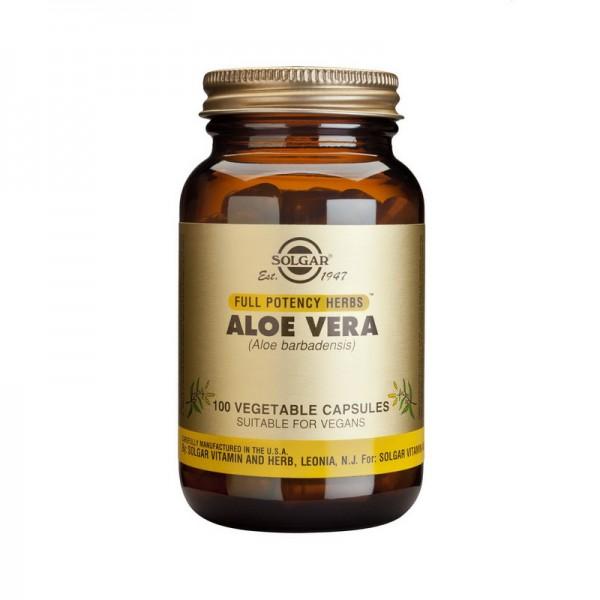 Aloe Vera (100 capsule), Solgar
