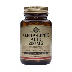 Alpha Lipoic Acid 200mg (50 capsule)