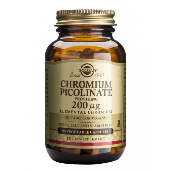 Chromium Picolinate 200ug (90 capsule)
