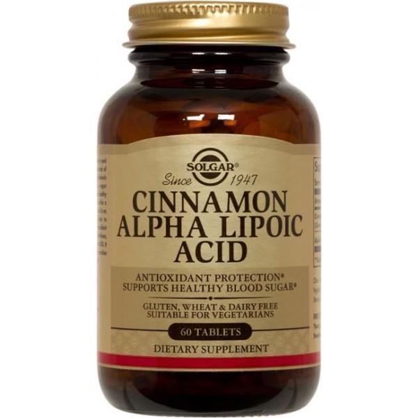 Cinnamon Alpha Lipoic (60 capsule)