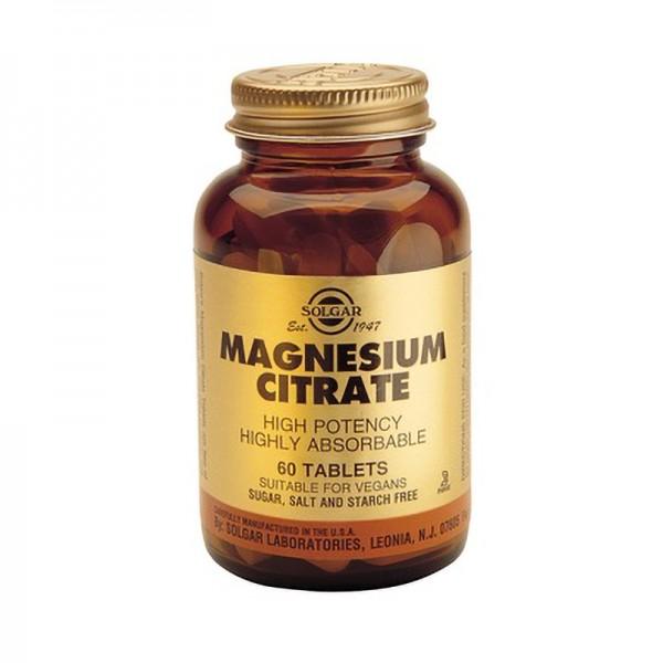 Citrate Magnesium 200mg (60 capsule)