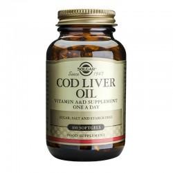 Cod Liver Oil (100 capsule), Solgar