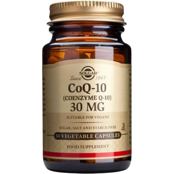 Coenzyme Q-10 30mg (30 capsule)