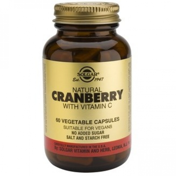 Cranberry Extract with Vit. C (60 capsule)