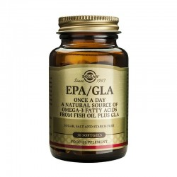 EPA/GLA (30 capsule), Solgar
