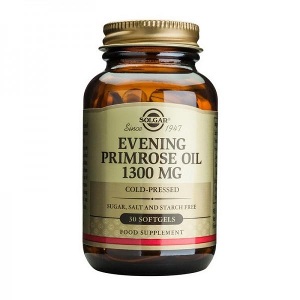 Evening Primrose Oil 1300mg (30 capsule moi)