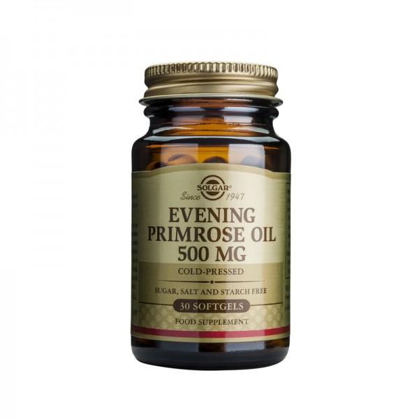 Evening Primrose Oil 500mg (30 softgels)