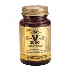 Formula VM 2000 (30 tablete), Solgar