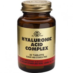 Hyaluronic Acid Complex 120mg (30 tablete)