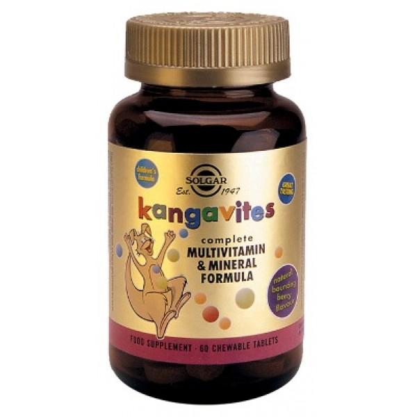 Kangavites Formula Berry (60 tablete)