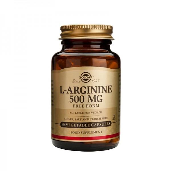 L-arginine 500mg (50 capsule)