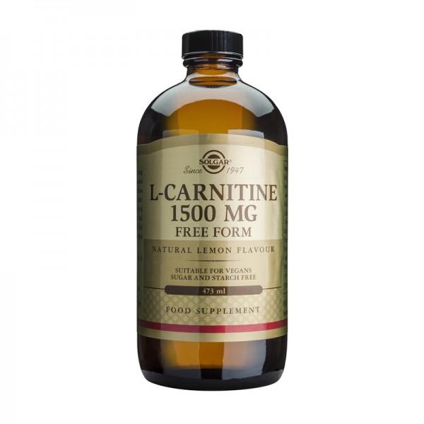 L-Carnitine 1500 mg liquid (473 ml)