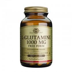 L-Glutamine 1000mg (60 tablete), Solgar