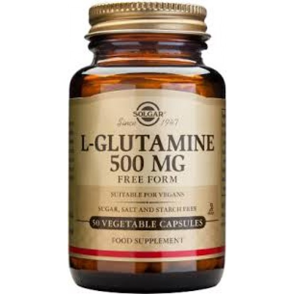 L-Glutamine 500mg (50 capsule)