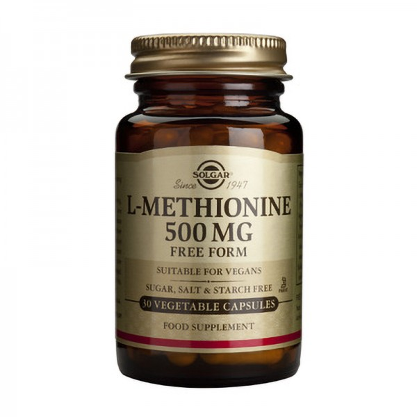 L-Methionine 500mg (30 capsule)