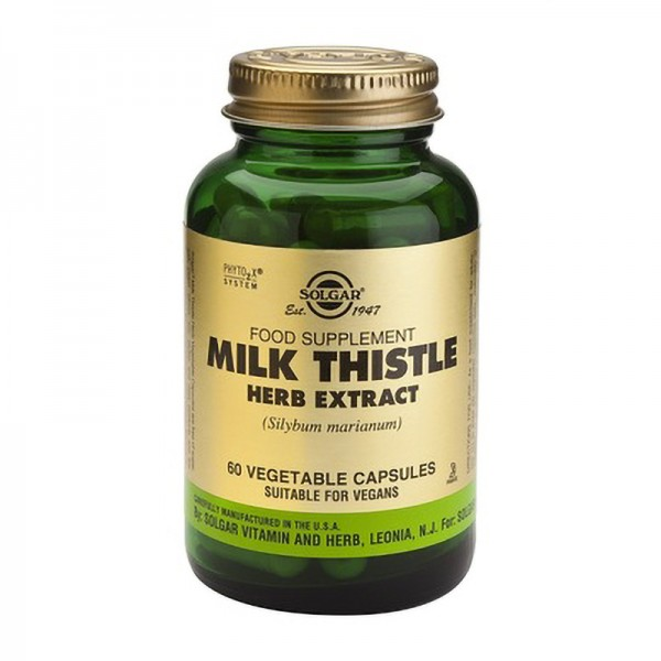 Milk Thistle Herb Extract (60 capsule)