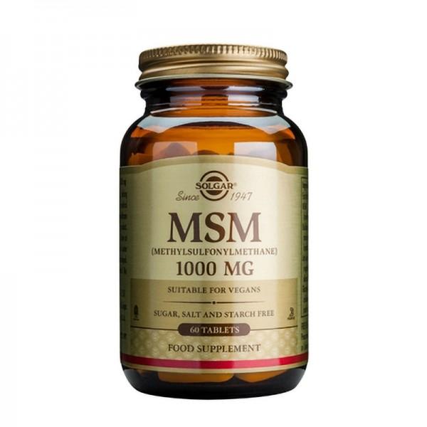 MSM 1000mg (60 tablete)