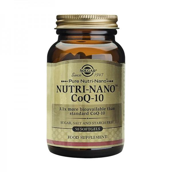 Nutri-Nano CoQ-10 3.1x 50 capsule moi