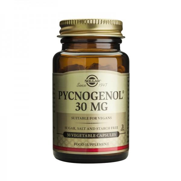 Pycnogenol 30mg (30 capsule), Solgar
