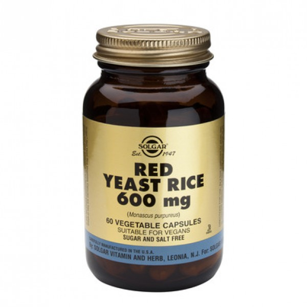 Red Yeast Rice (60 capsule)