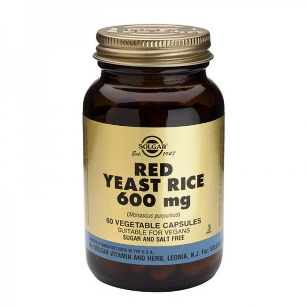 Red Yeast Rice (60 capsule)