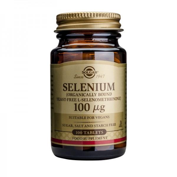 Selenium 100ug 100 tablete