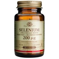 Selenium 200mcg (50 tablete)