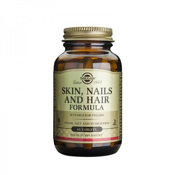 Skin Nails and Hair Formula (60 tablete)