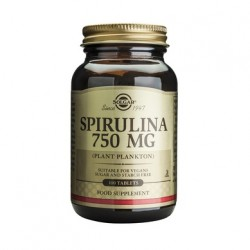 Spirulina 750mg (100 tablete)
