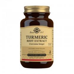 Turmeric Root Extract (60 capsule), Solgar