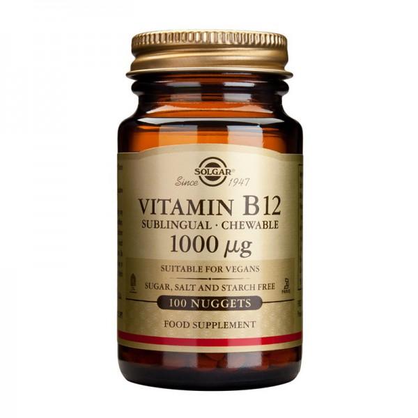 Vitamin B-12 1000g (100 tablete)