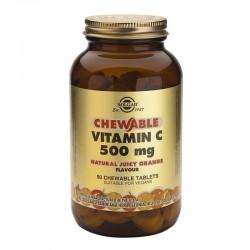 Vitamin C 500mg (90 tablete), Solgar