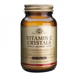 Vitamin C Crystals (125 grame), Solgar