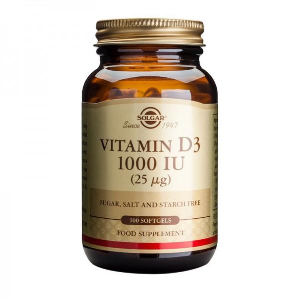 Vitamin D3 1000ui (100 capsule)