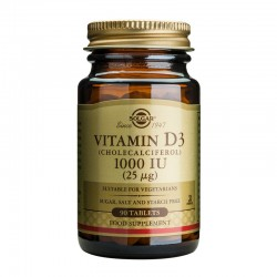 Vitamin D3 1000IU (90 tablete), Solgar