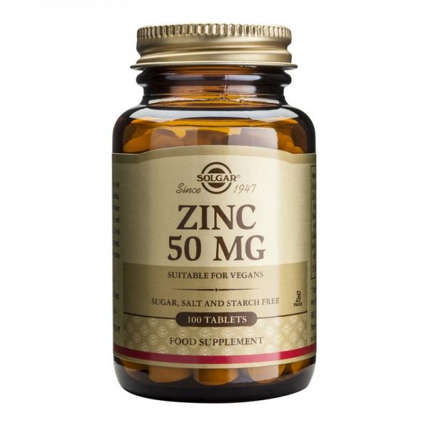 Zinc Gluconate 50mg (100 tablete)