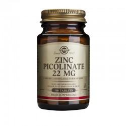 Zinc Picolinate 22mg (100 tablete), Solgar