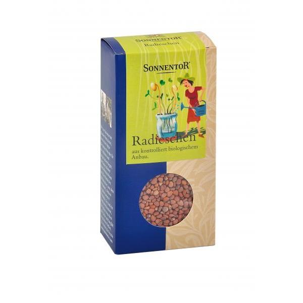 Seminte (germeni) ridichi eco (120 grame), Sonnentor