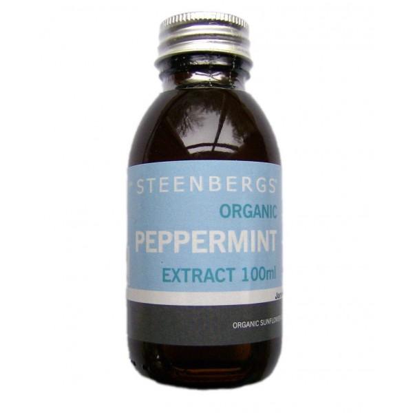 Esenta de menta bio (100 ml)