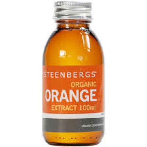 Esenta de portocale bio (100ml)