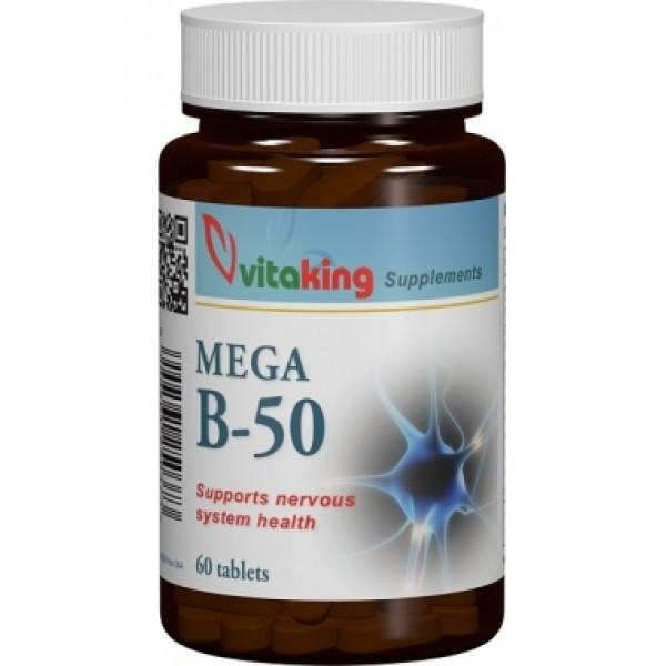 Complex Mega B 50 (60 comprimate)