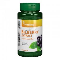 Extract de afin negru 470 mg (90 capsule), Vitaking