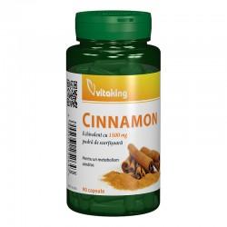 Extract de scortisoara 375 mg (90 capsule), Vitaking
