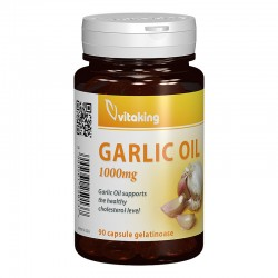 Extract de usturoi 1000 mg (90 capsule), Vitaking