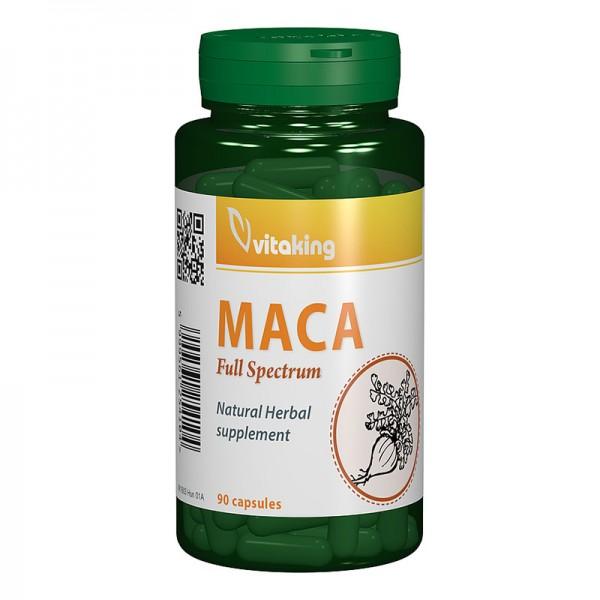 Maca 500 mg (90 capsule), Vitaking