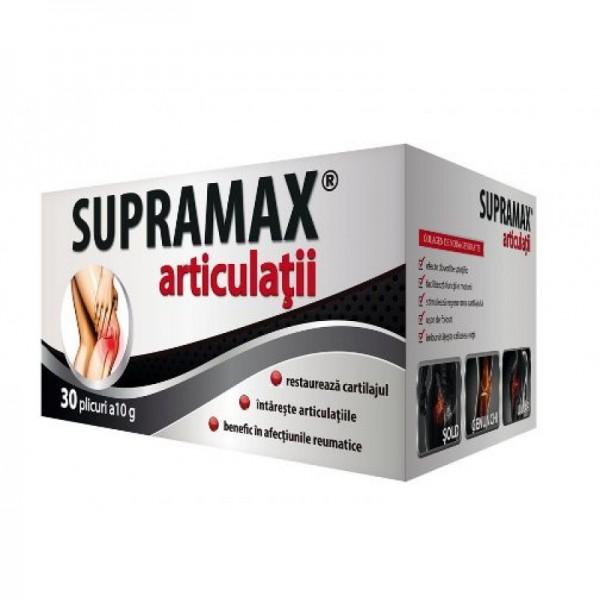 Supramax Articulatii ( 30 plicuri), Zdrovit