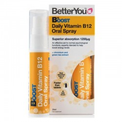 Boost B12 Oral Spray (25ml), BetterYou