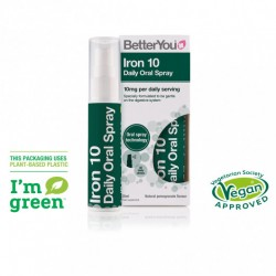 Iron 10 Oral Spray (25ml), BetterYou