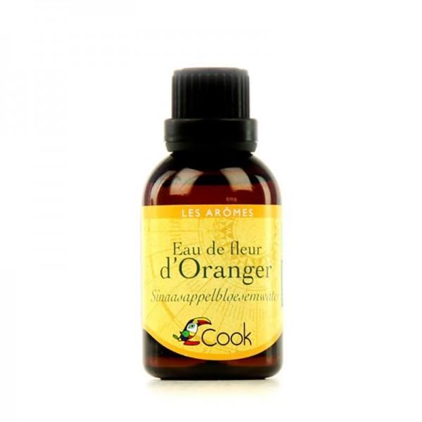 Apa flori de portocal bio (50ml), Cook